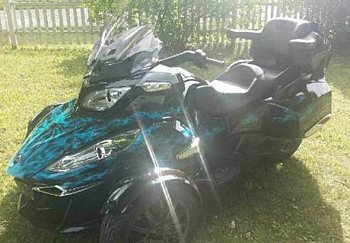 2014 Can-Am Spyder RT for sale 200382151