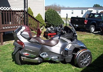 2014 Can-Am Spyder RT for sale 200445471