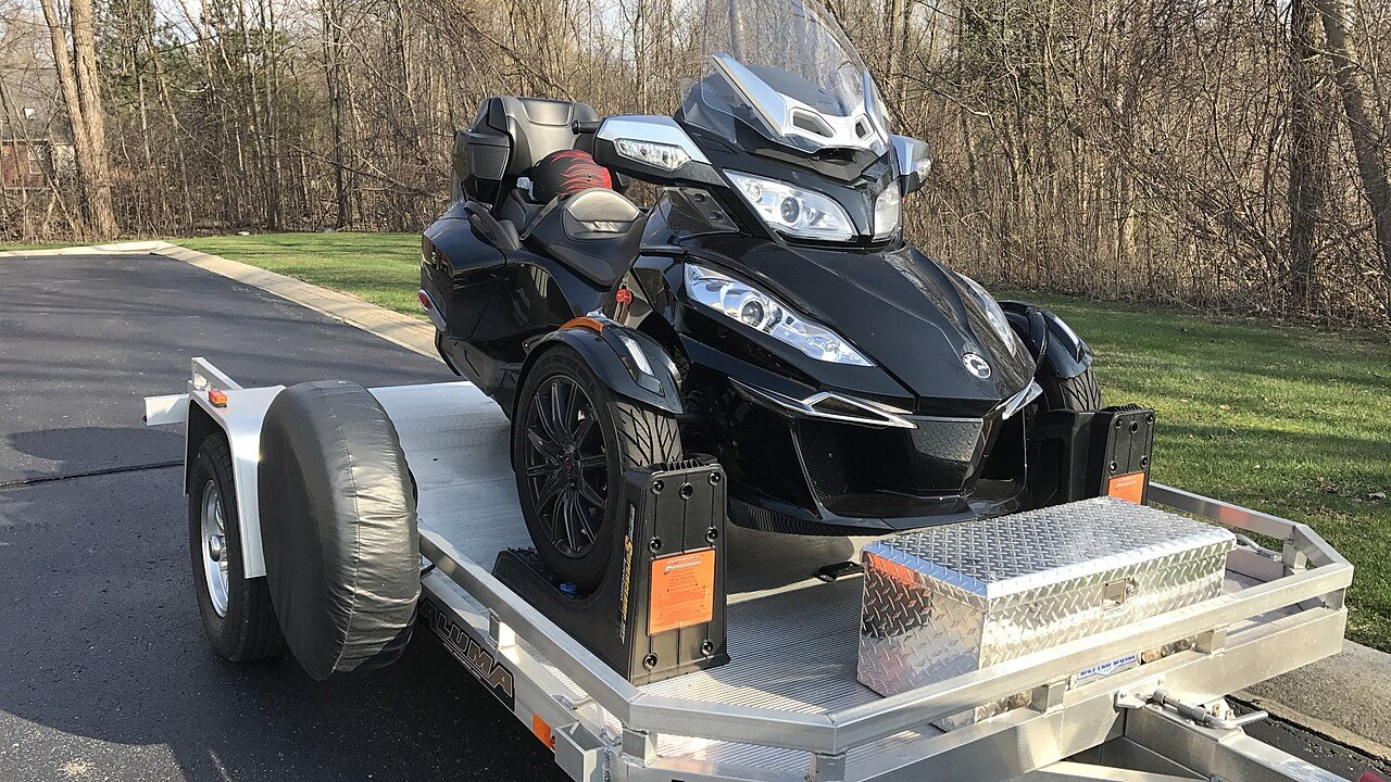 2014 Can-Am Spyder RT-S for sale 200450659