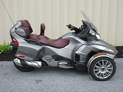 2014 Can-Am Spyder RT for sale 200483500