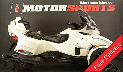 2014 Can-Am Spyder RT for sale 200552102