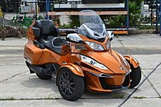 2014 Can-Am Spyder RT for sale 200584009
