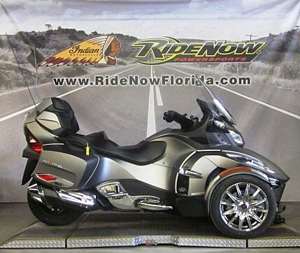 2014 Can-Am Spyder RT for sale 200590585