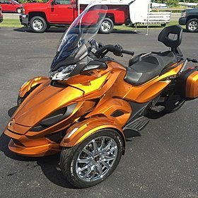 2014 Can-Am Spyder ST for sale 200379633