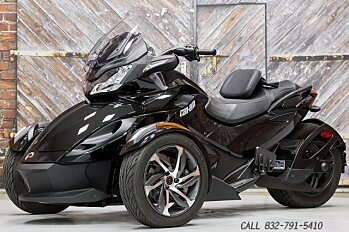 2014 Can-Am Spyder ST for sale 200505133