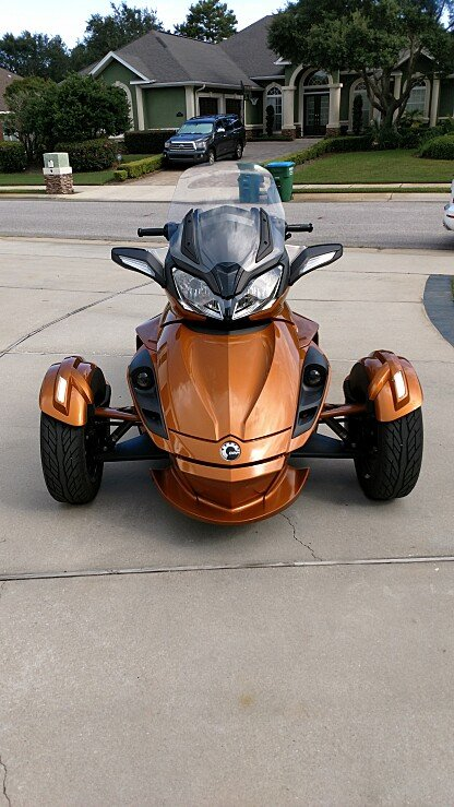 2014 Can-Am Spyder ST-S for sale 200489710
