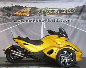2014 Can-Am Spyder ST-S for sale 200652002