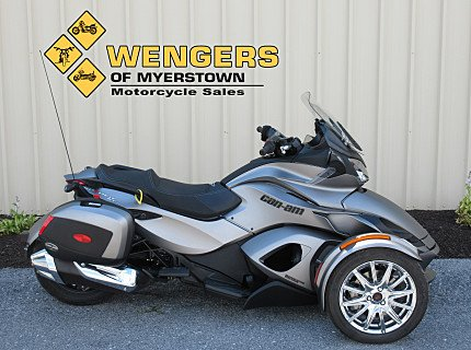 2014 Can-Am Spyder ST for sale 200461985