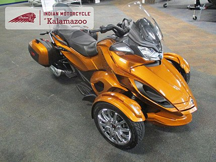 2014 Can-Am Spyder ST for sale 200574779