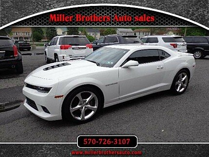 2014 Chevrolet Camaro SS Coupe for sale 100867215