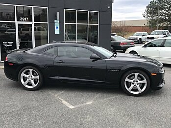 2014 Chevrolet Camaro SS Coupe for sale 100891696