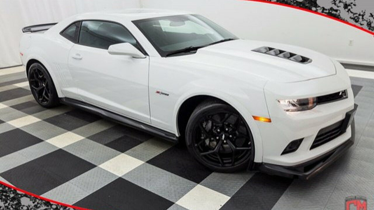2014 Chevrolet Camaro Z/28 Coupe for sale 100924271