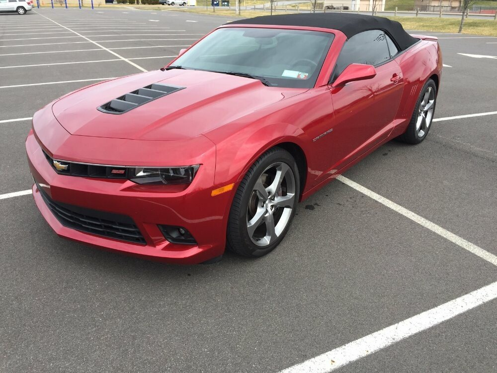 Ordinaire 2014 Chevrolet Camaro SS Convertible For Sale 100757601