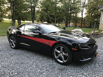 2014 Chevrolet Camaro SS Coupe for sale 100909648