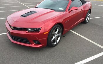 2014 Chevrolet Camaro SS Convertible for sale 100757601