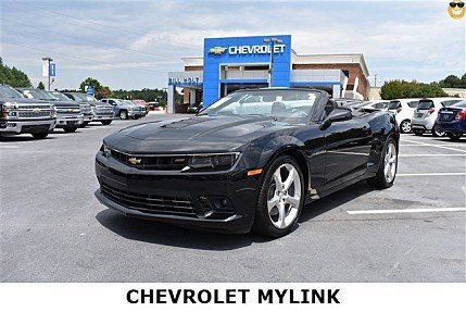2014 Chevrolet Camaro SS Convertible for sale 100891671