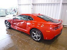 2014 Chevrolet Camaro LT Coupe for sale 100909098