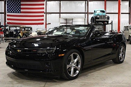 2014 Chevrolet Camaro LT Convertible for sale 100922225