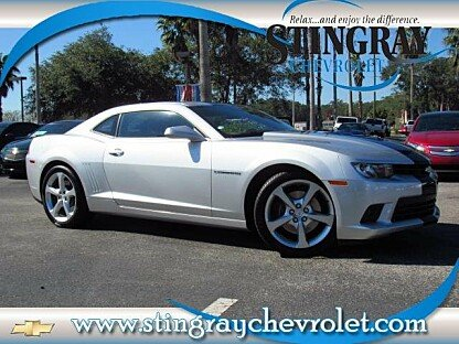 2014 Chevrolet Camaro SS Coupe for sale 100925139