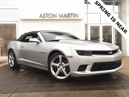 2014 Chevrolet Camaro SS Convertible for sale 100945112