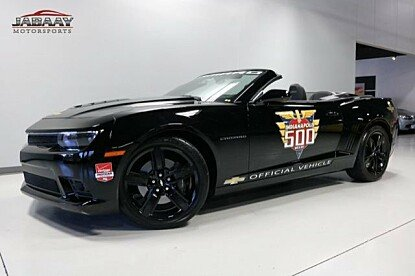 2014 Chevrolet Camaro SS Convertible for sale 100967840