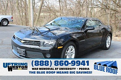 2014 Chevrolet Camaro LS Coupe for sale 100973402