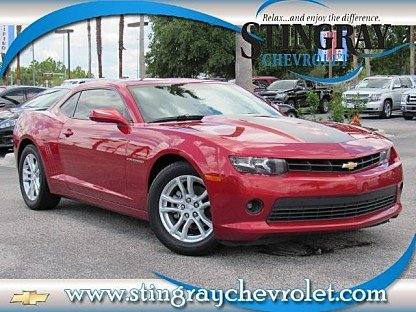 2014 Chevrolet Camaro LT Coupe for sale 100982608