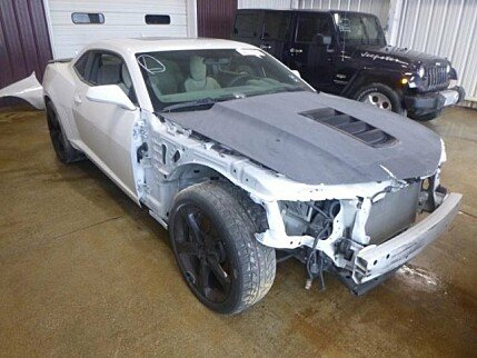 2014 Chevrolet Camaro SS Coupe for sale 100982763