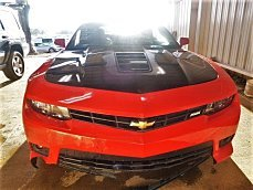 2014 Chevrolet Camaro SS Coupe for sale 100982808