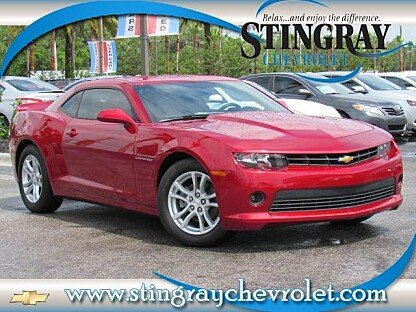2014 Chevrolet Camaro LT Coupe for sale 100985495