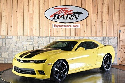2014 Chevrolet Camaro SS Coupe for sale 100986848