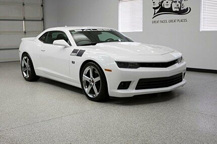 2014 Chevrolet Camaro SS Coupe for sale 100989920