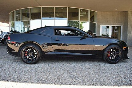 2014 Chevrolet Camaro SS Coupe for sale 100995937