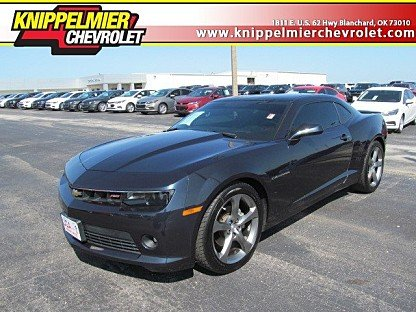 2014 Chevrolet Camaro LT Coupe for sale 100999689