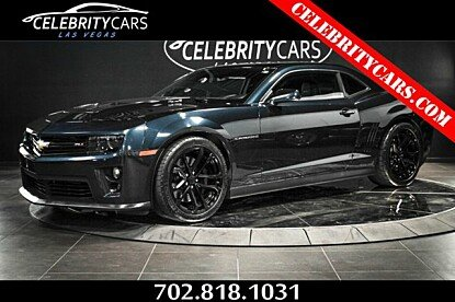 2014 Chevrolet Camaro ZL1 Coupe for sale 101000226