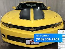 2014 Chevrolet Camaro LS Coupe for sale 101001349