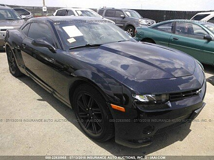 2014 Chevrolet Camaro LS Coupe for sale 101015098