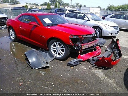 2014 Chevrolet Camaro LS Coupe for sale 101015187