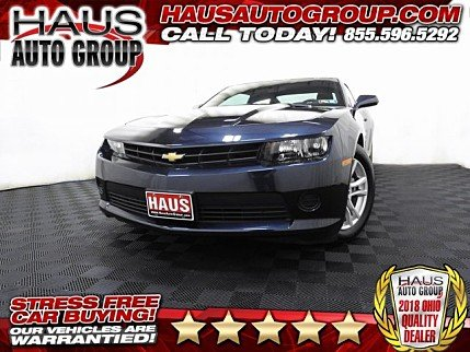 2014 Chevrolet Camaro LS Coupe for sale 101020852