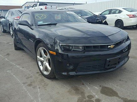 2014 Chevrolet Camaro LT Coupe for sale 101032681