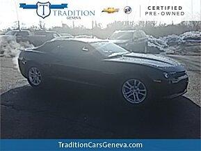 2014 Chevrolet Camaro LT Convertible for sale 101055088
