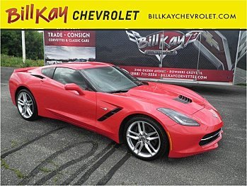2014 Chevrolet Corvette Coupe for sale 100019946