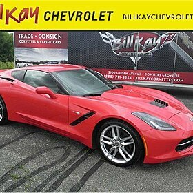 2014 Chevrolet Corvette Coupe for sale 100019946