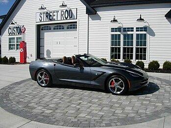 2014 Chevrolet Corvette Convertible for sale 100749431
