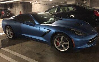 2014 Chevrolet Corvette Convertible for sale 100766385