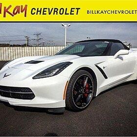 2014 Chevrolet Corvette Convertible for sale 100771607