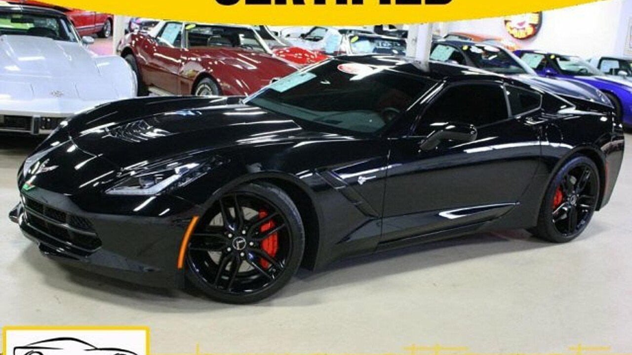 2014 Chevrolet Corvette Coupe for sale 100914339