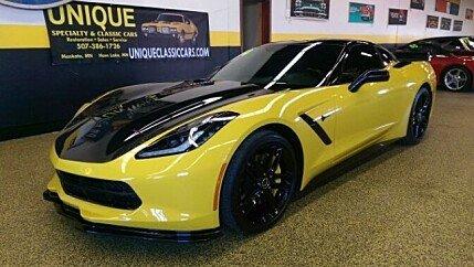 2014 Chevrolet Corvette Coupe for sale 100878513