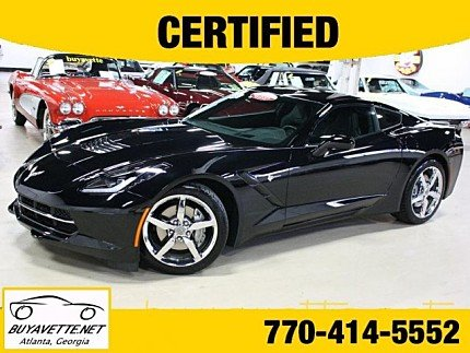 2014 Chevrolet Corvette Coupe for sale 100881172