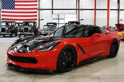 2014 Chevrolet Corvette Coupe for sale 100885619